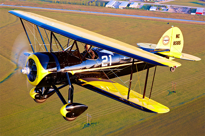 1929 Waco ATO